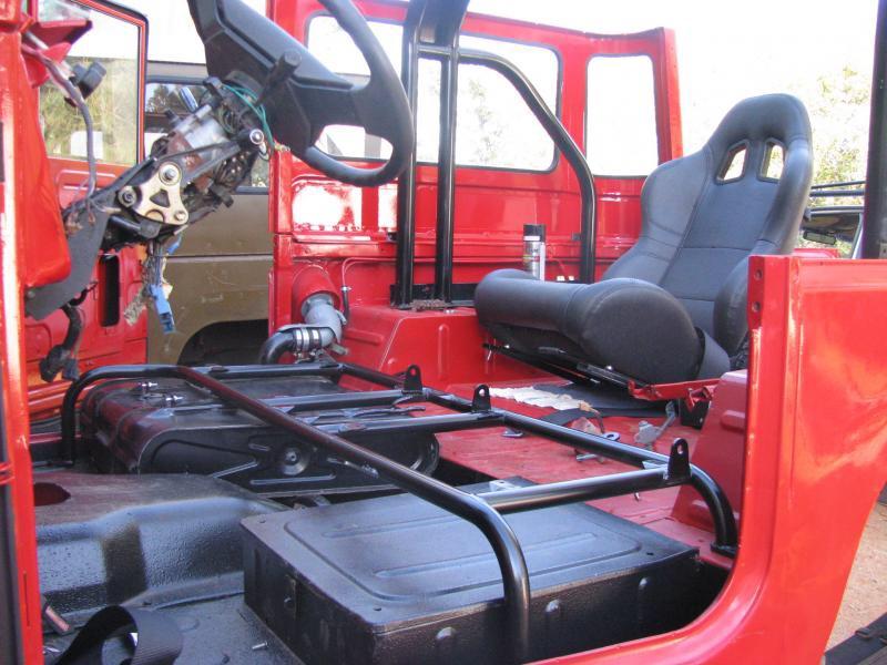 Bench Seat To Bucket Seat Conversion Seat Belt Conversion