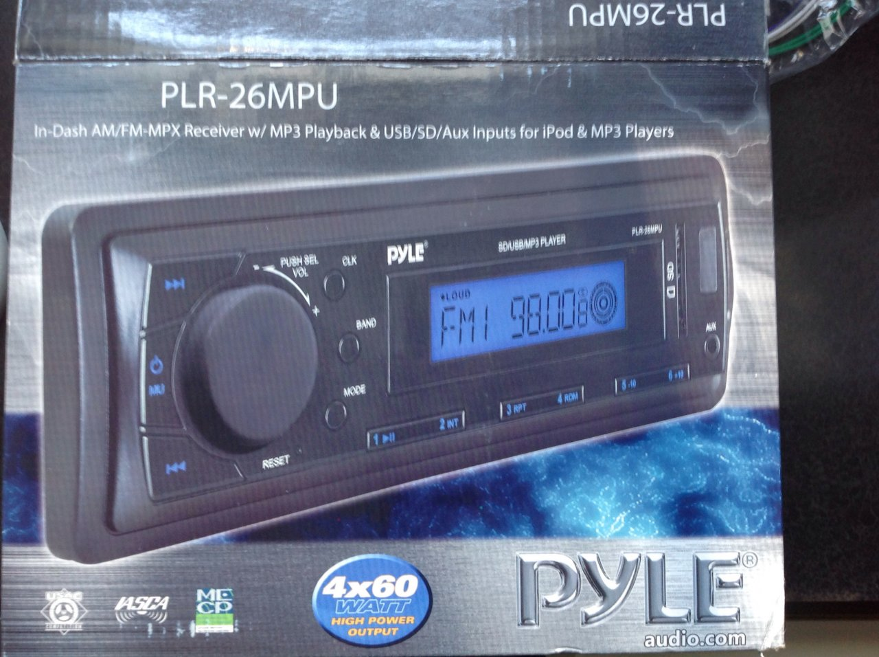 image.jpg I purchased an inexpensive aftermarket radio ...
