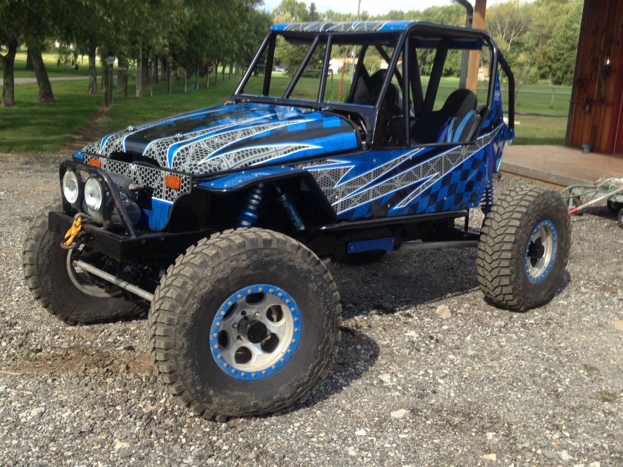 For Sale Fj40 Rock Crawler Buggy Ih8mud Forum