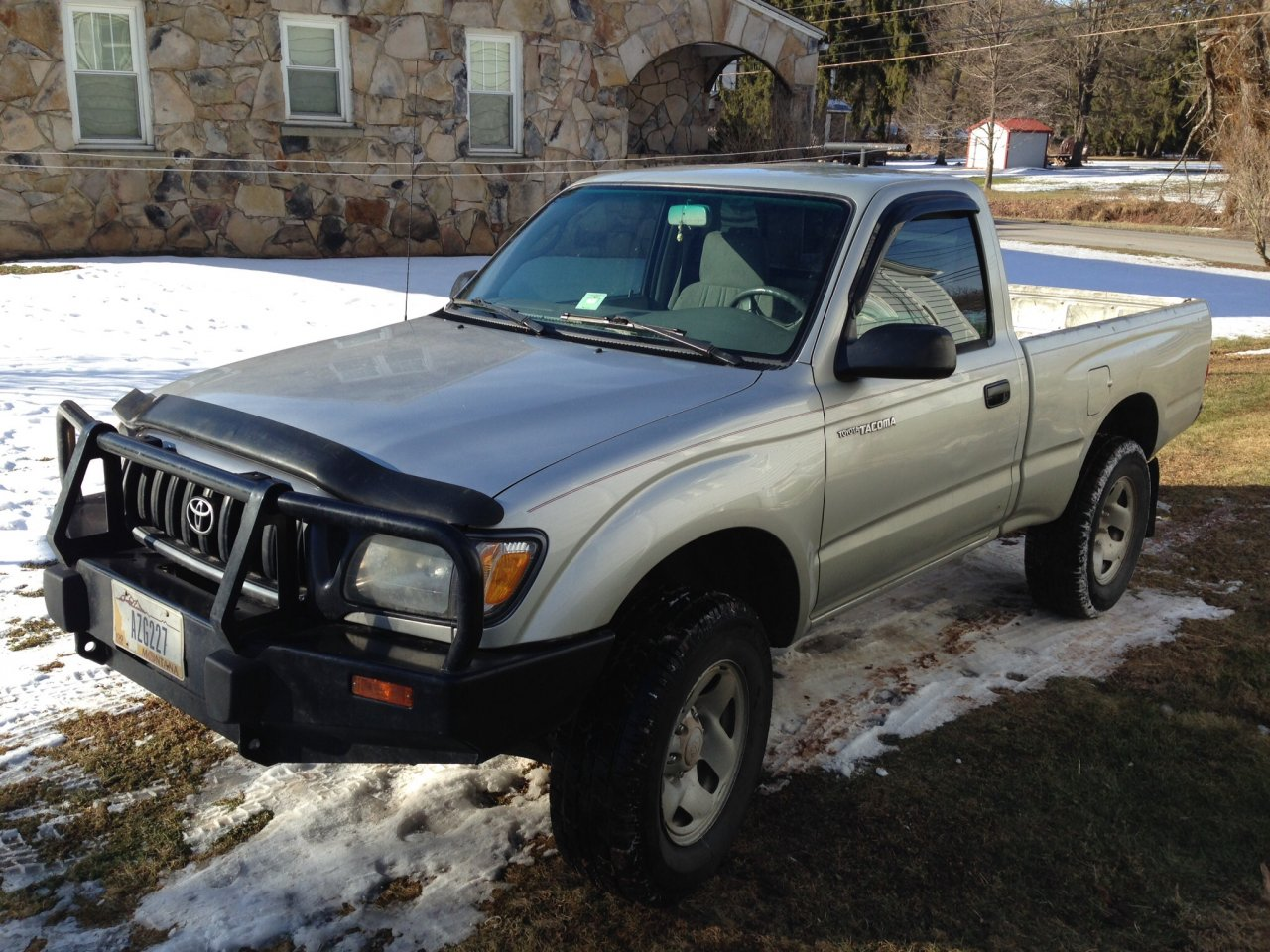 For Sale 2001 Regular Cab Tacoma 4x4 Arb Bumper No Rust