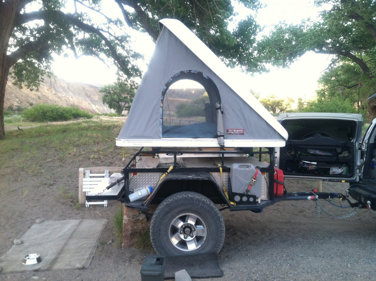 Wanted Hardshell Roof Top Tent & Wanted - Hardshell Roof Top Tent | IH8MUD Forum