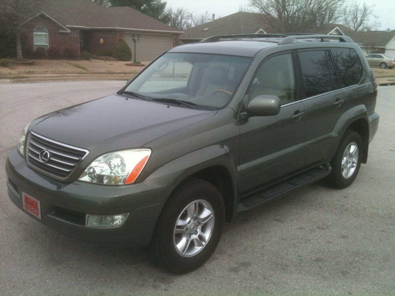 for sale 2006 lexus gx470 ih8mud forum. Black Bedroom Furniture Sets. Home Design Ideas