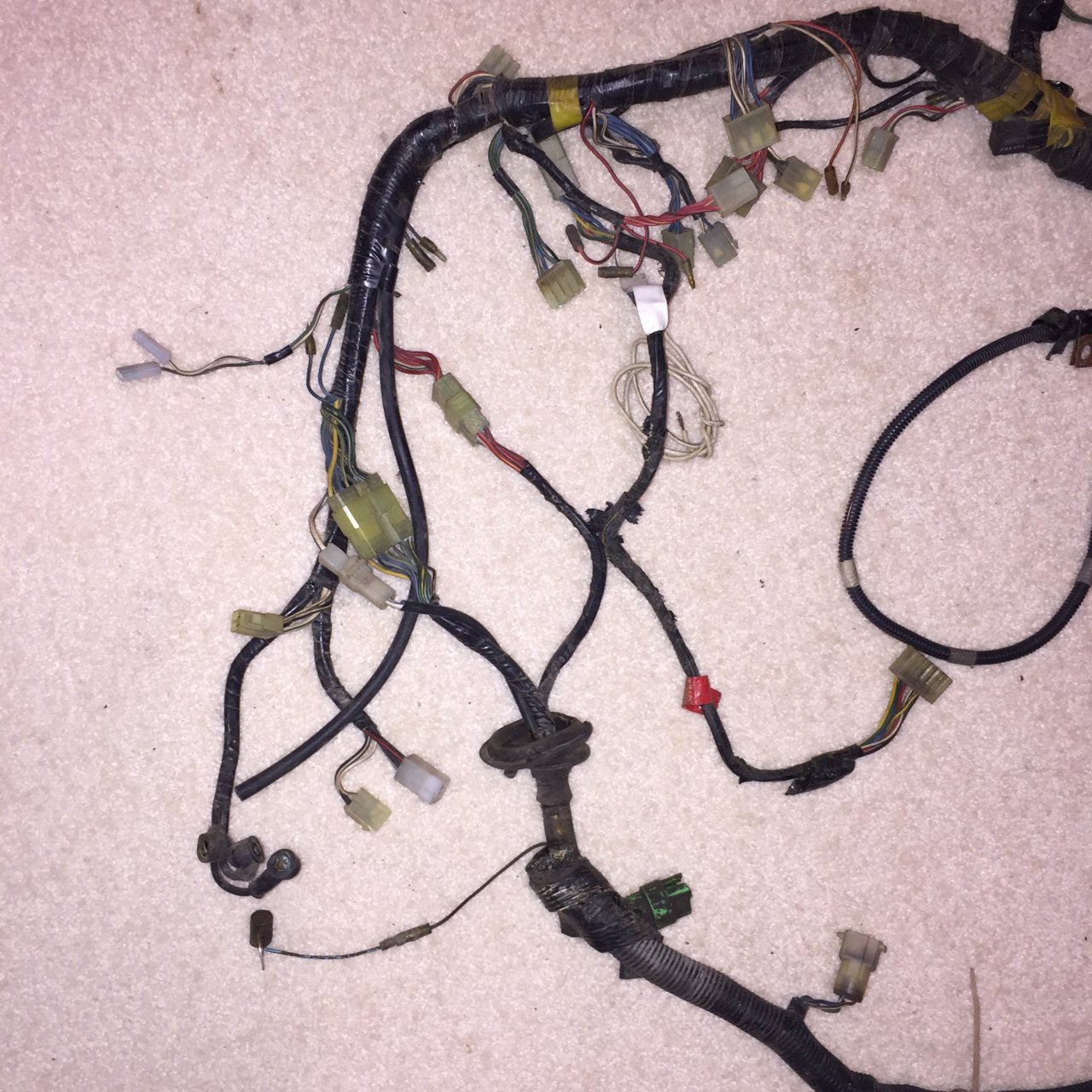 image-jpg Wiring Harness For Sale on pet harness, alpine stereo harness, oxygen sensor extension harness, electrical harness, radio harness, engine harness, battery harness, nakamichi harness, amp bypass harness, maxi-seal harness, suspension harness, fall protection harness, cable harness, pony harness, dog harness, safety harness, obd0 to obd1 conversion harness,