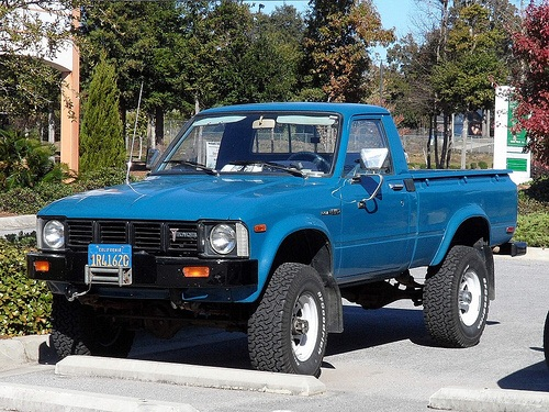 Toyota Lebanon Pa >> '83 grille on a '99 Tacoma... | IH8MUD Forum