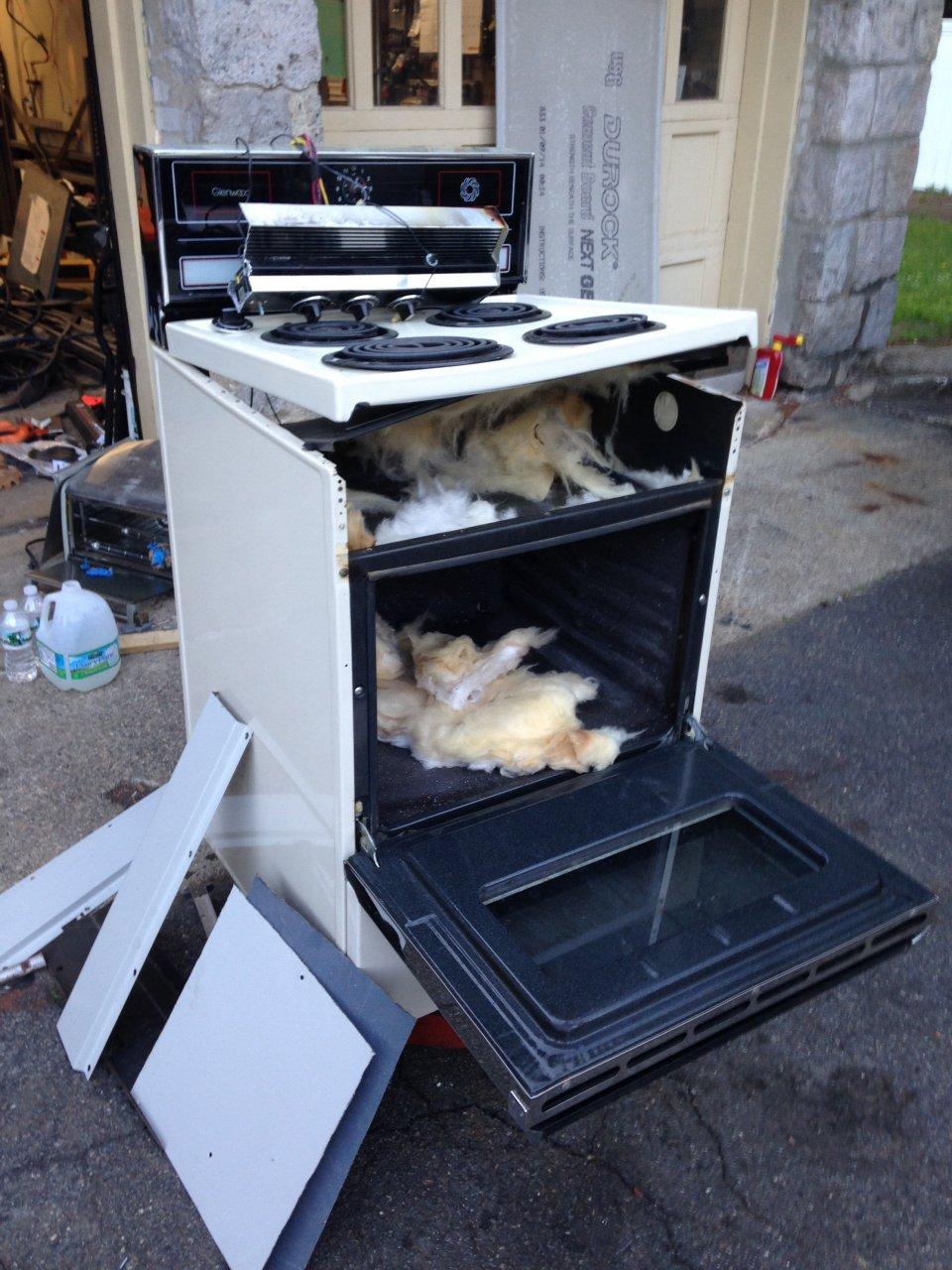 DIY powder coating or cerakote oven(for you gun guys) on ...