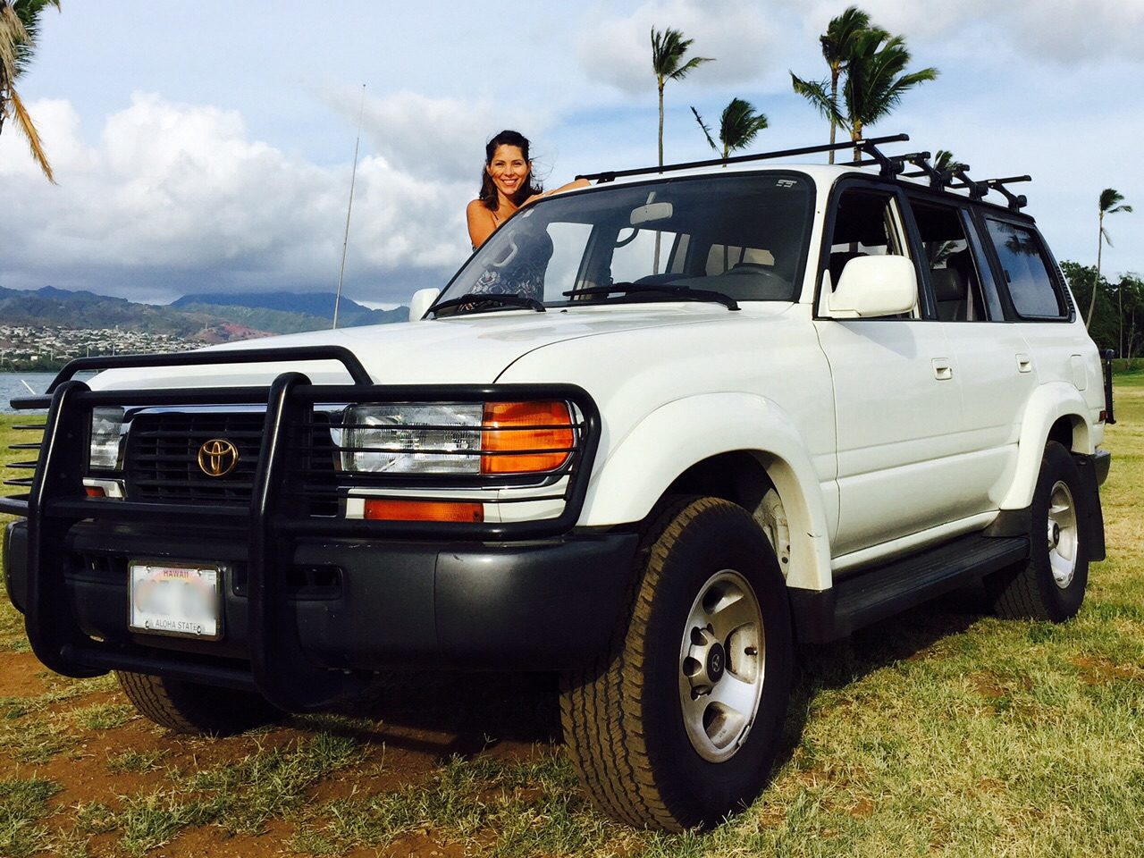 My First Land Cruiser Just Discovered This Forum