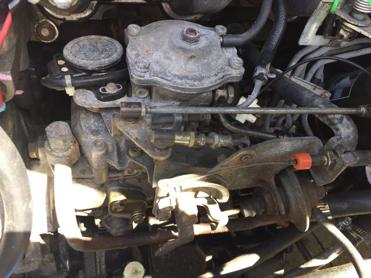 1HD-T over reving on start up | Page 2 | IH8MUD Forum