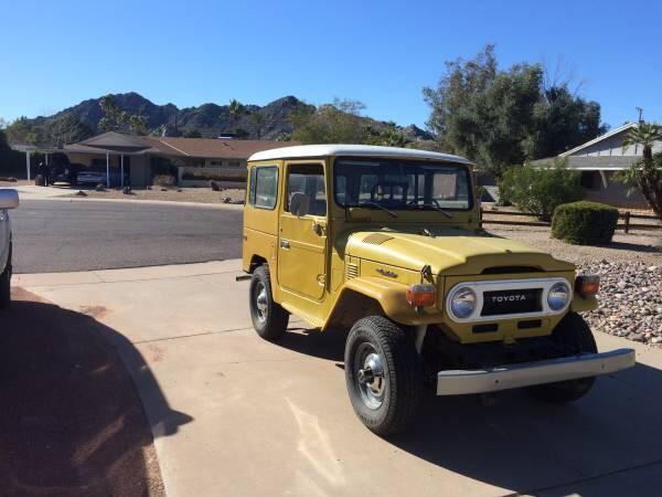 craigslist - 1977 FJ40 For Sale - Phoenix, AZ | IH8MUD Forum
