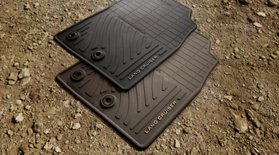 100 series OEM all weather mats? | IH8MUD Forum