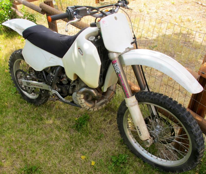 For Sale - 1993 KTM 550 2 Stroke! Western CO | IH8MUD Forum