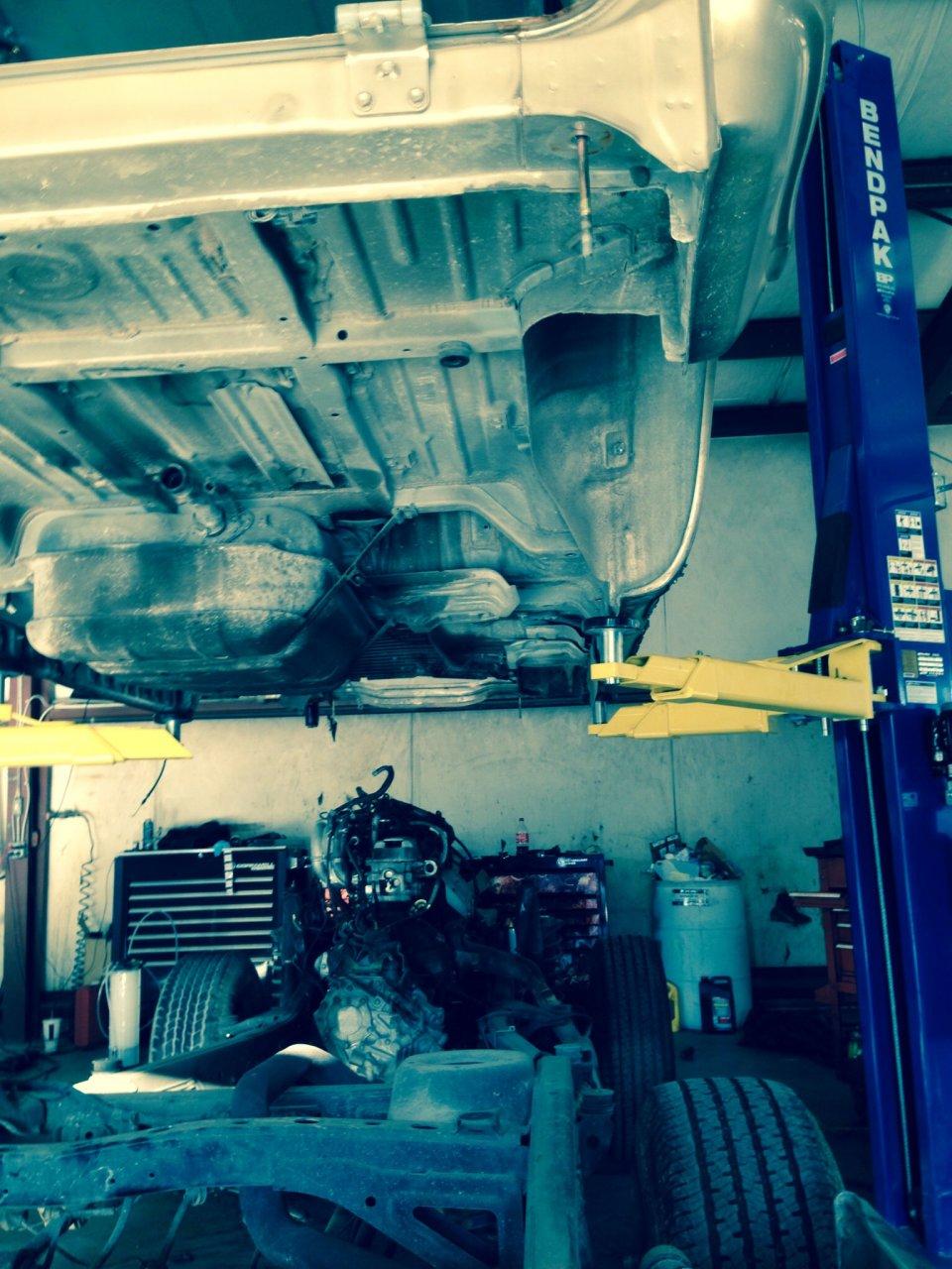 must i swap the body harness for factory locker upgrade? ih8mud forum