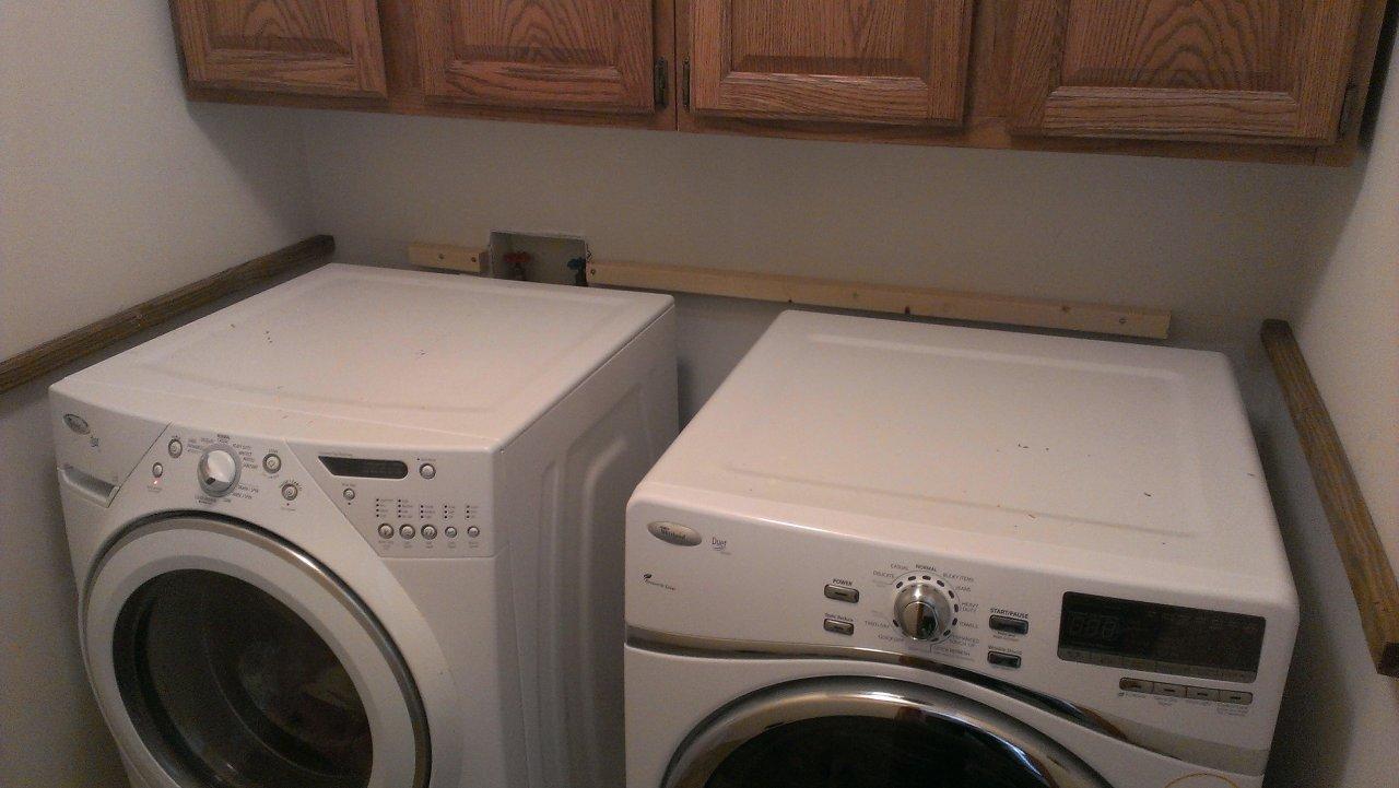 Laundry room to kitchen pantry ishIH8MUD Forum