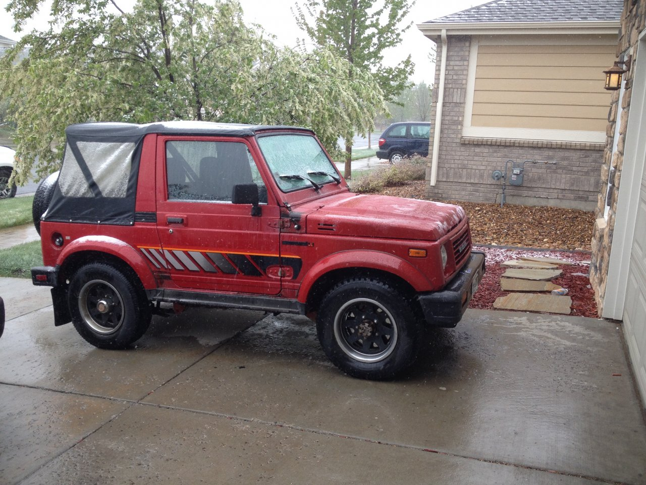 For Sale Or Trade 1990 Suzuki Samurai Ih8mud Forum