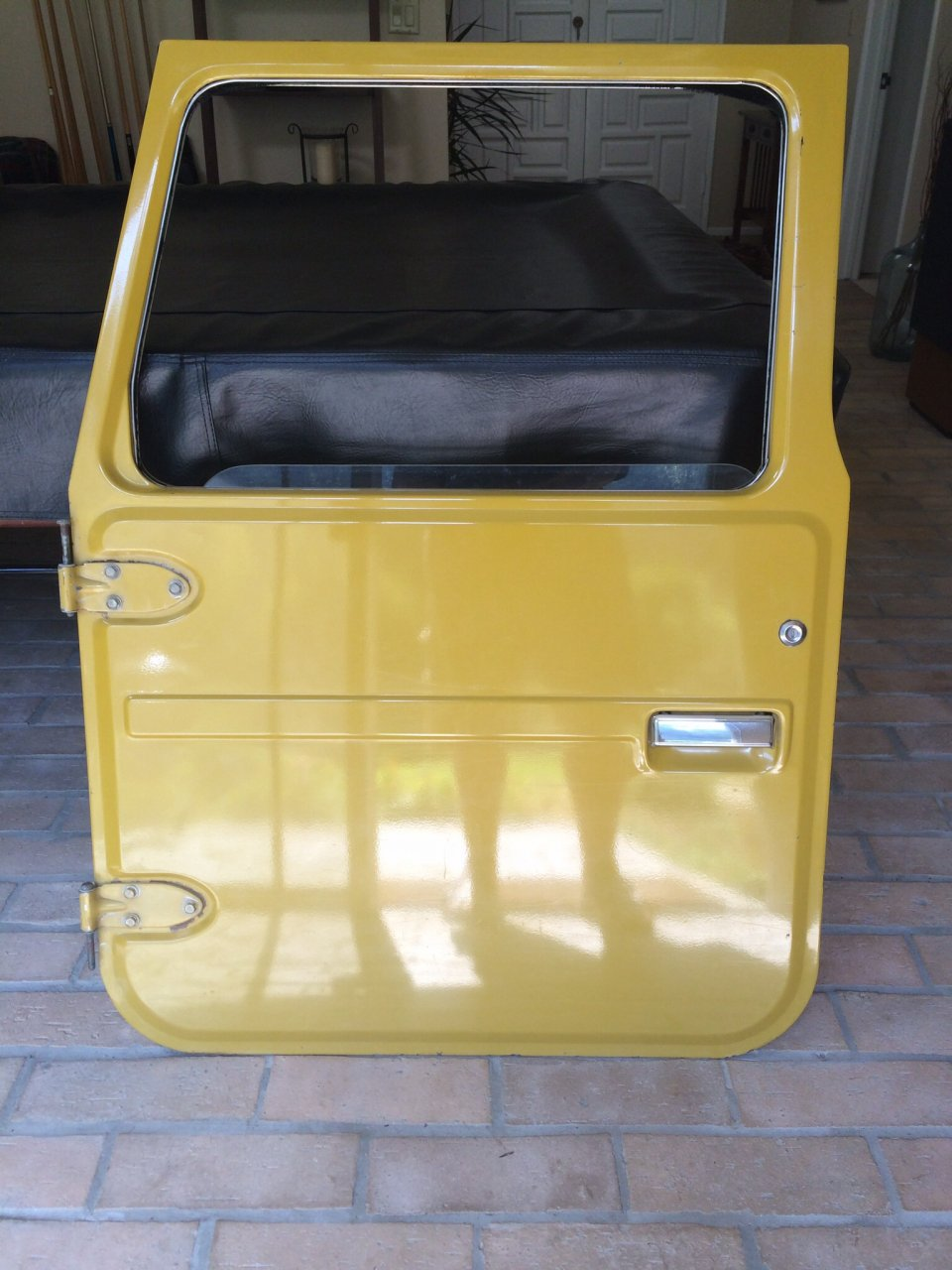 For sale socal fj40 front doors ih8mud forum for Exterior doors for sale
