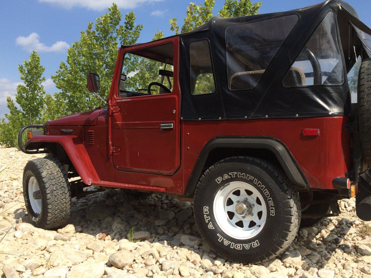 craigslist - 1976 FJ 40 for sale Texas San Antonio area ...