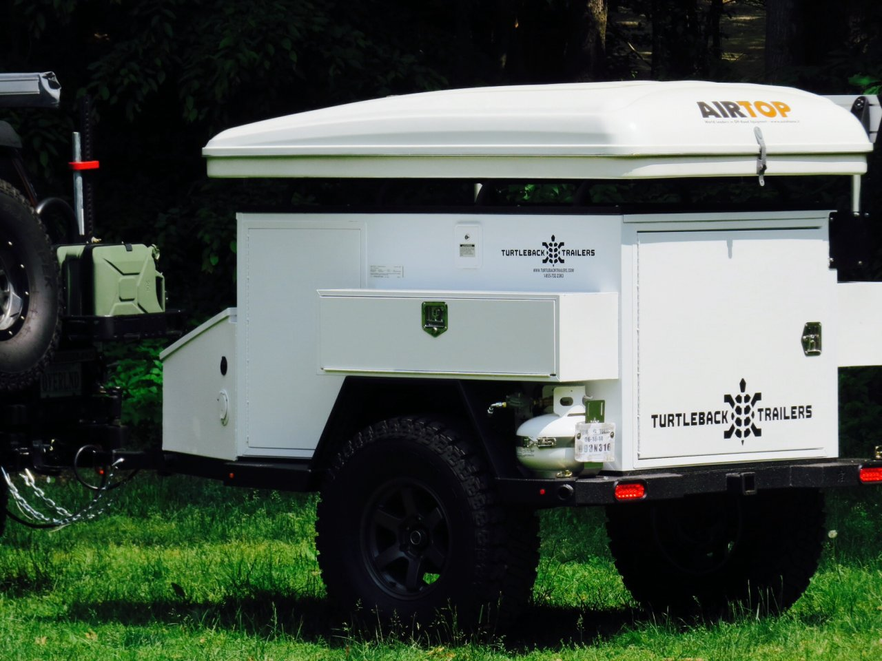 image.jpg image.jpg ... & For Sale - Turtleback Trailer and Airtop Tent  Fairfax Va ...