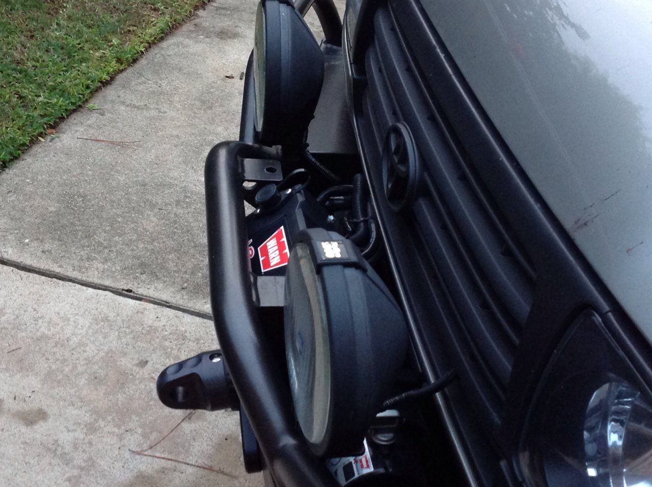 For Sale Houstonpair Of Hella 1000 Black Magic Lights W Wiring Harness Toyota 4runner