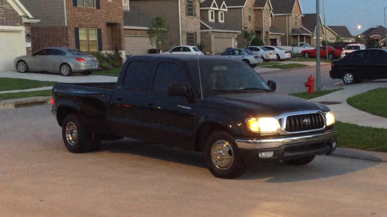 Builds - Introducing my 2004 Tacoma built on 1ton chassis ...