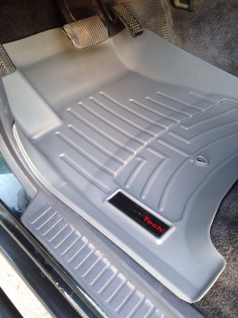 Weathertech Digifit Front Liners For 80 Series Are Here