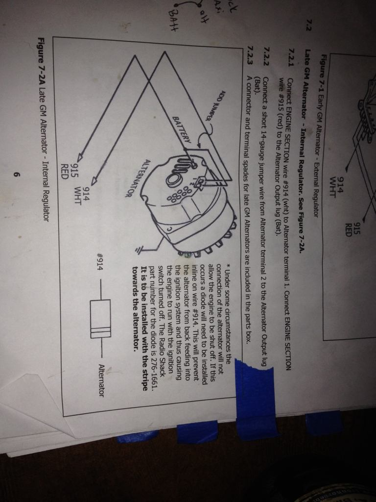 Scool Me In Wiring Page 2 Ih8mud Forum Fig Back Of Typical Alternator Illustrating Common 3 Wire Imageuploadedbyih8mud Forum1417758669099790