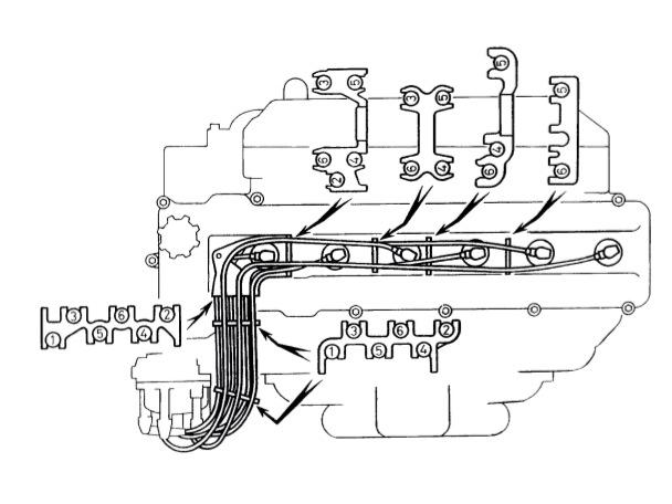 Spark Plug Wire Routing   IH8MUD Forum   Spark Plug Wire Routing Diagram      IH8MUD Forum