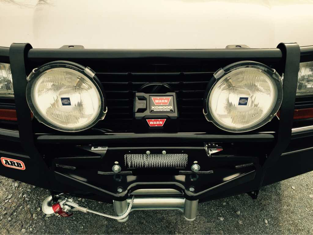 Arb Bumper Lights Post Your Pictures Page 4 Ih8mud Forum
