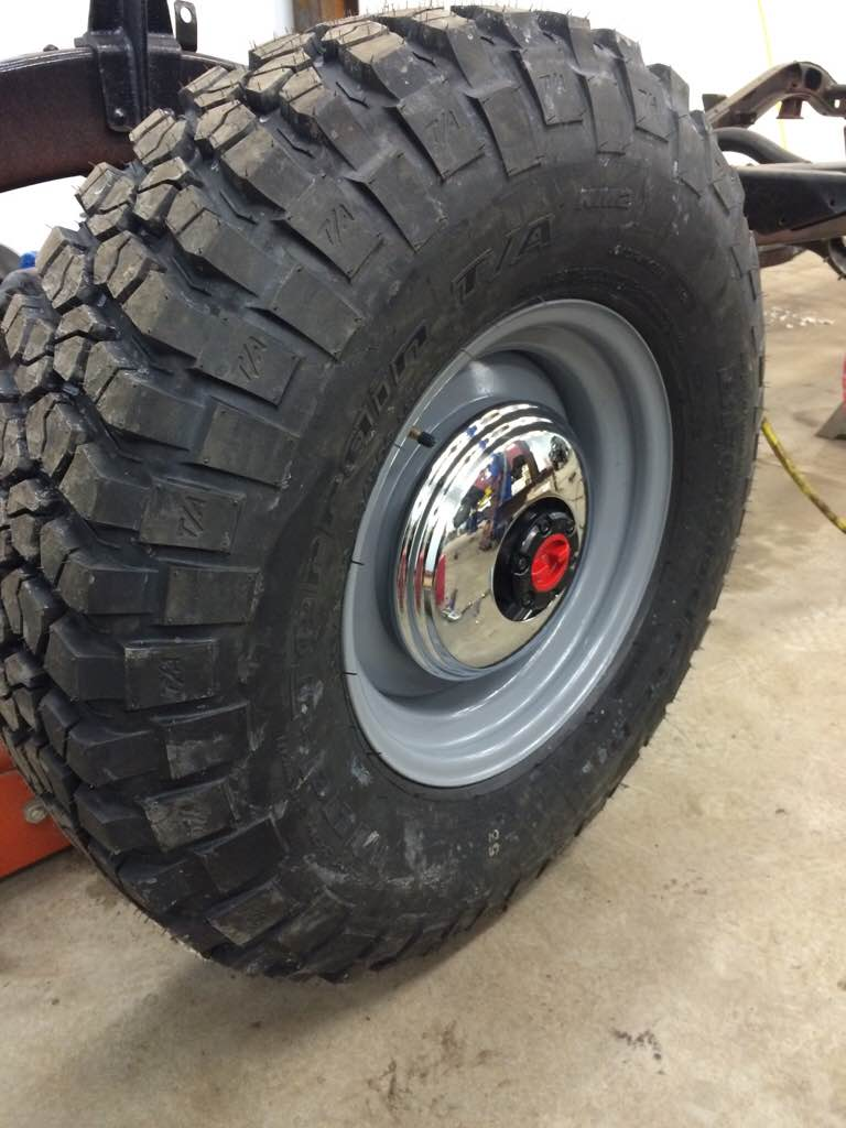 Need Steel Rim Replacment help - 16x7 | Page 4 | IH8MUD Forum