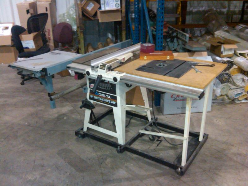 Opinions On Delta S Table Saw Ih8mud Forum