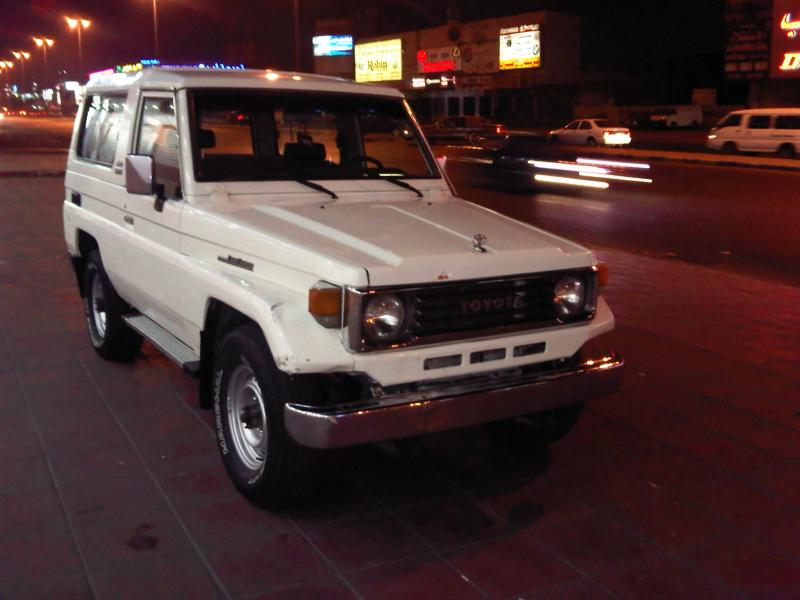 Advise Please On Toyota Land Cruiser 1991 70 Series BJ