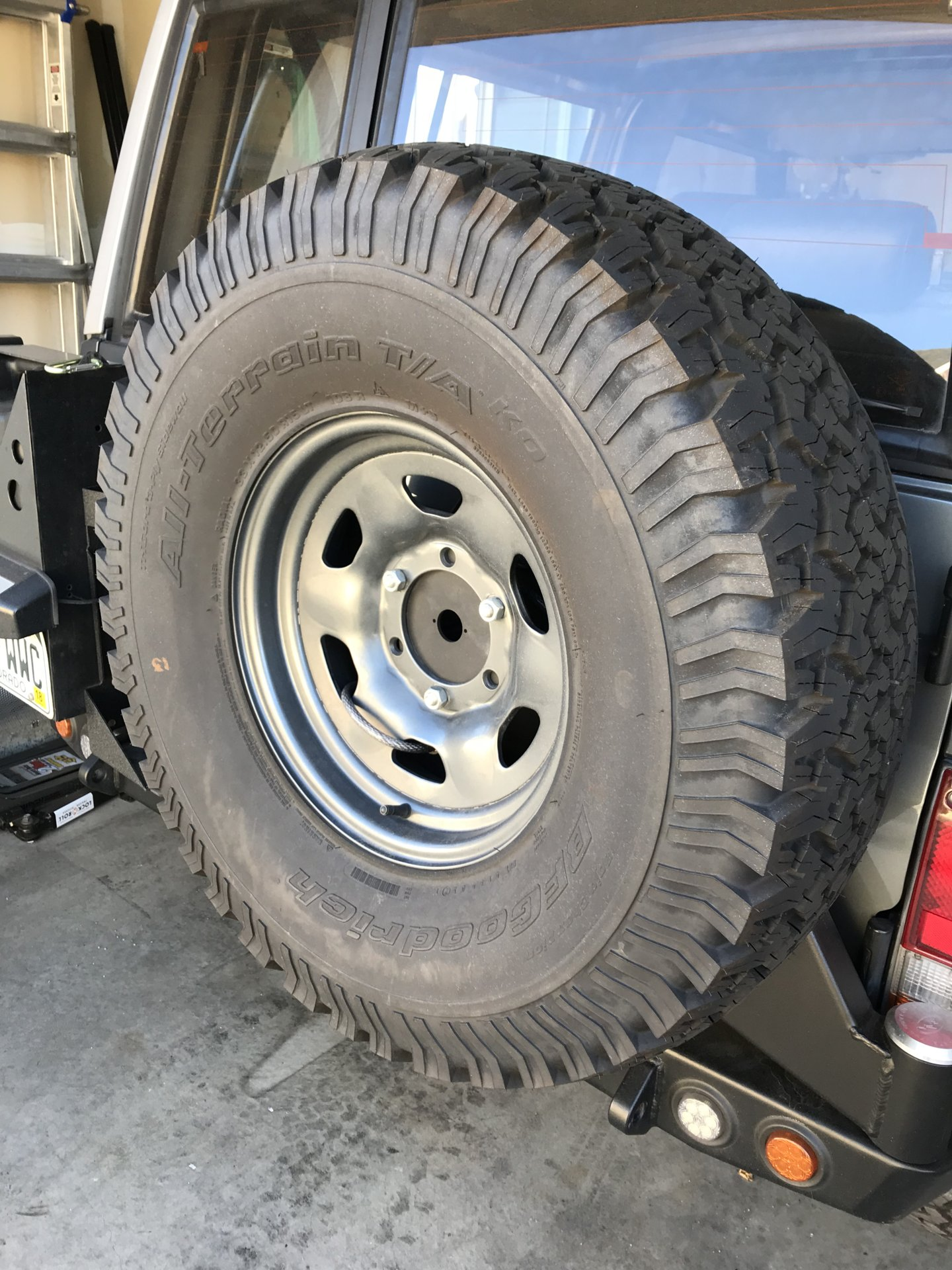 For Sale SOLD 5 BFG AT 33x12 5R15 Denver CO USA