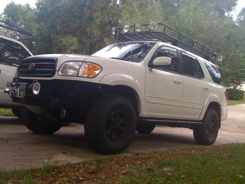 Toyota Richmond Va >> Bored and building a 02 Sequoia (mild Build) | IH8MUD Forum