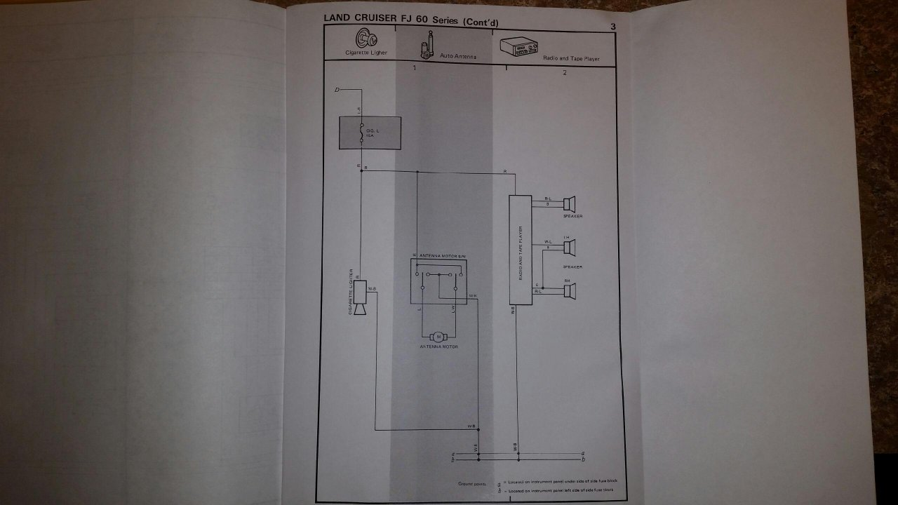 tail rear running lights fj60 not working page 2 ih8mud forum electrical wiring diagram from 1985 land cruiser repair manual supplement for chassis body fj60 serieas pub no 36274a