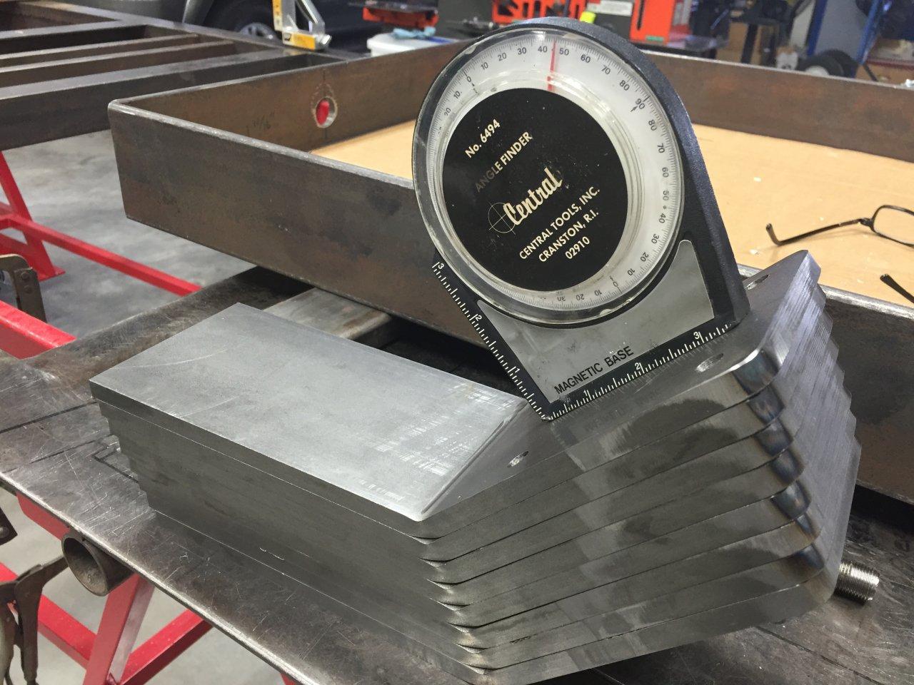 milling machine base