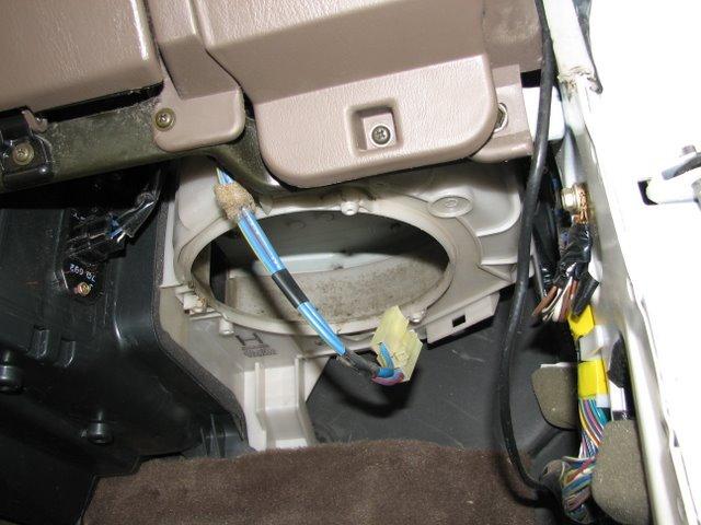 2007 toyota blower motor wiring gauge heater fan vibration   ih8mud forum