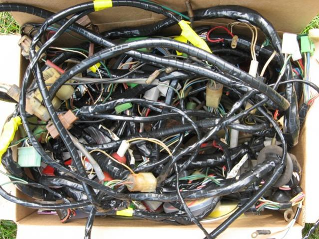 cleaning a wiring harness ih8mud forum  at bayanpartner.co