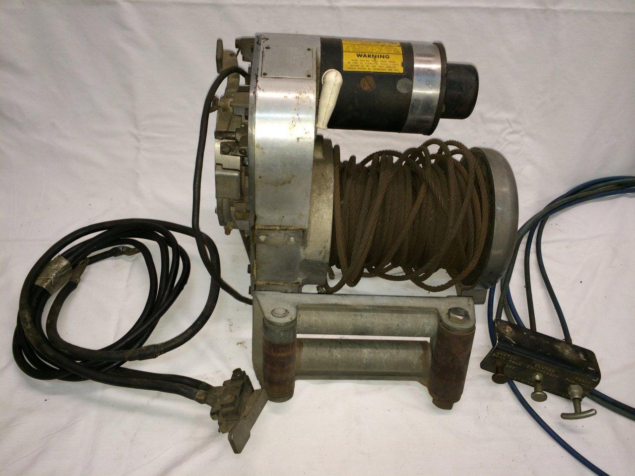 for sale belleview (warn) winch socal ih8mud forum Warn Winch Controller Wiring Diagram img_0159