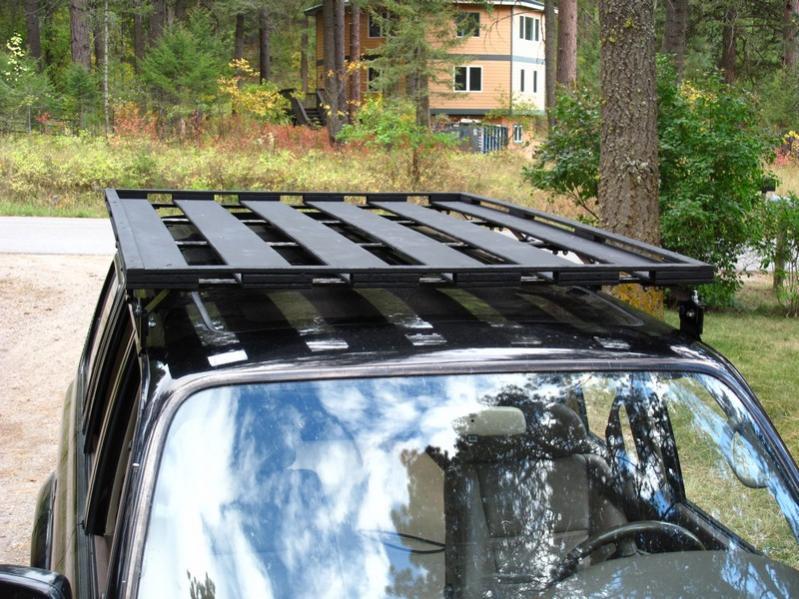 Wooden Roof Rack Ih8mud Forum