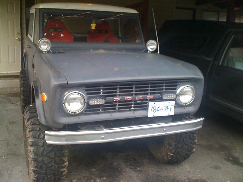 Craigslist 1977 Ford Bronco 5 0 Efi Ih8mud Forum