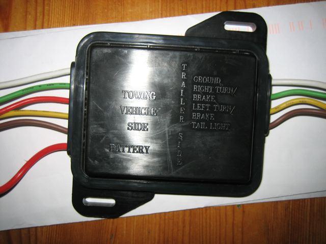 24  12v Trailer Wiring Converter