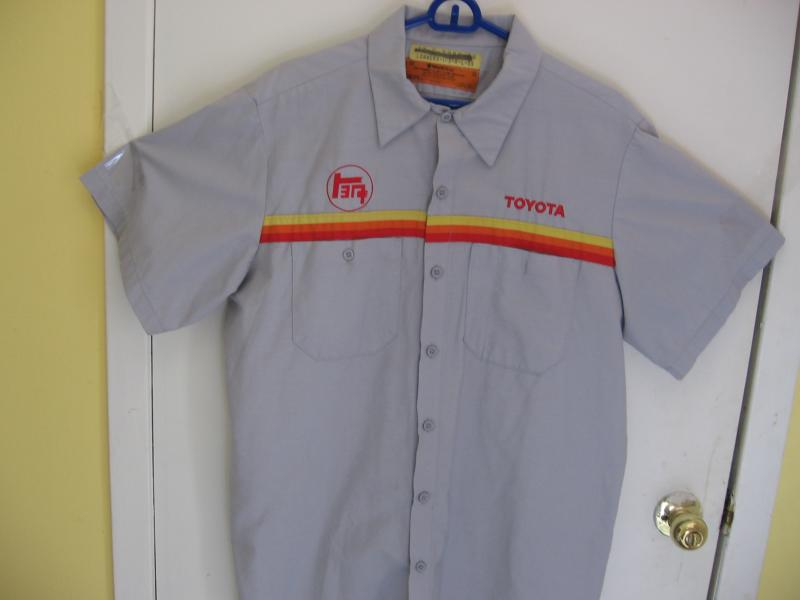 Vintage Toyota Mechanics Shirts W Teq Ih8mud Forum