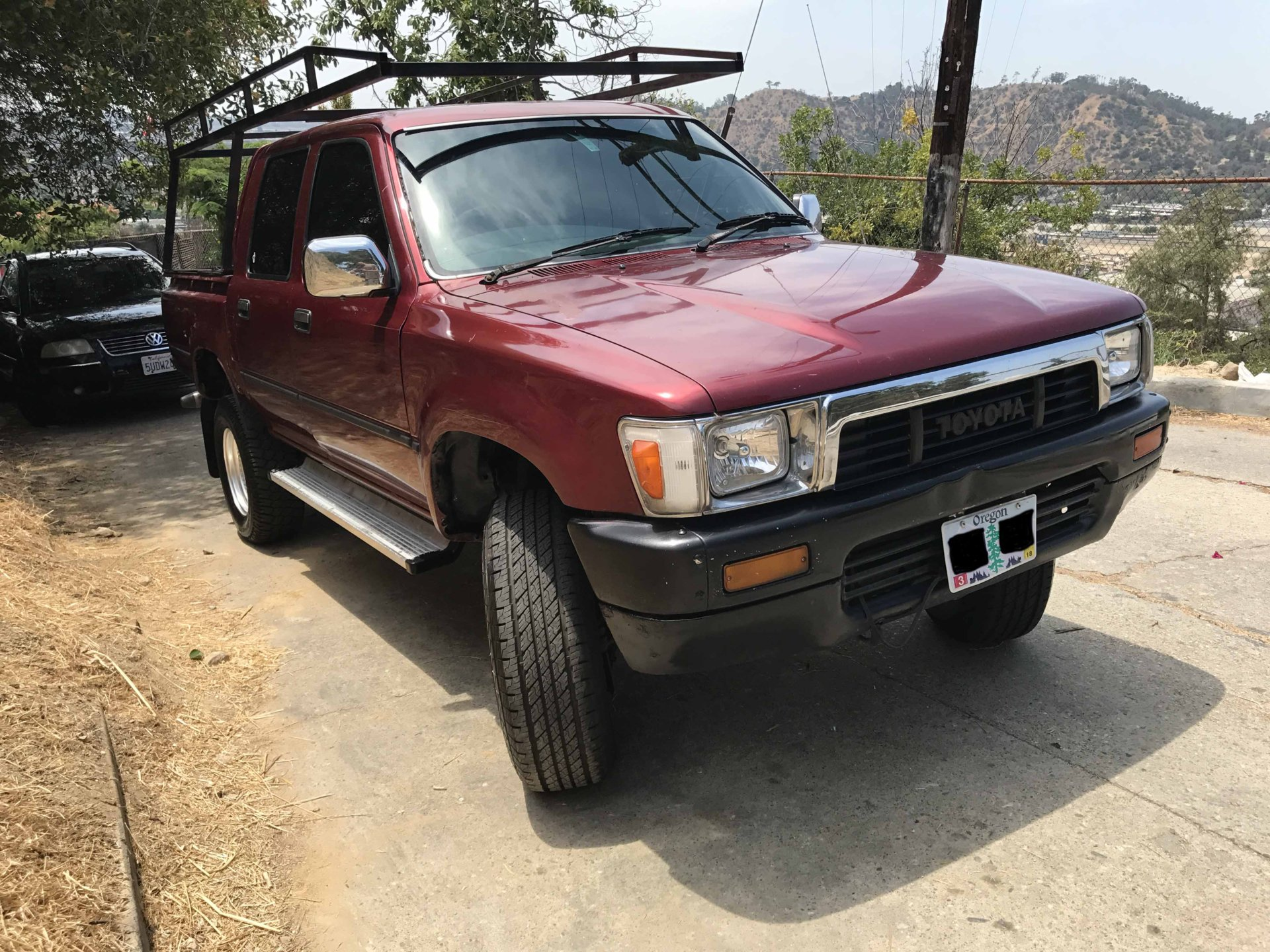 for sale toyota diesel 4x4 dual cab truck hilux in california ih8mud forum. Black Bedroom Furniture Sets. Home Design Ideas