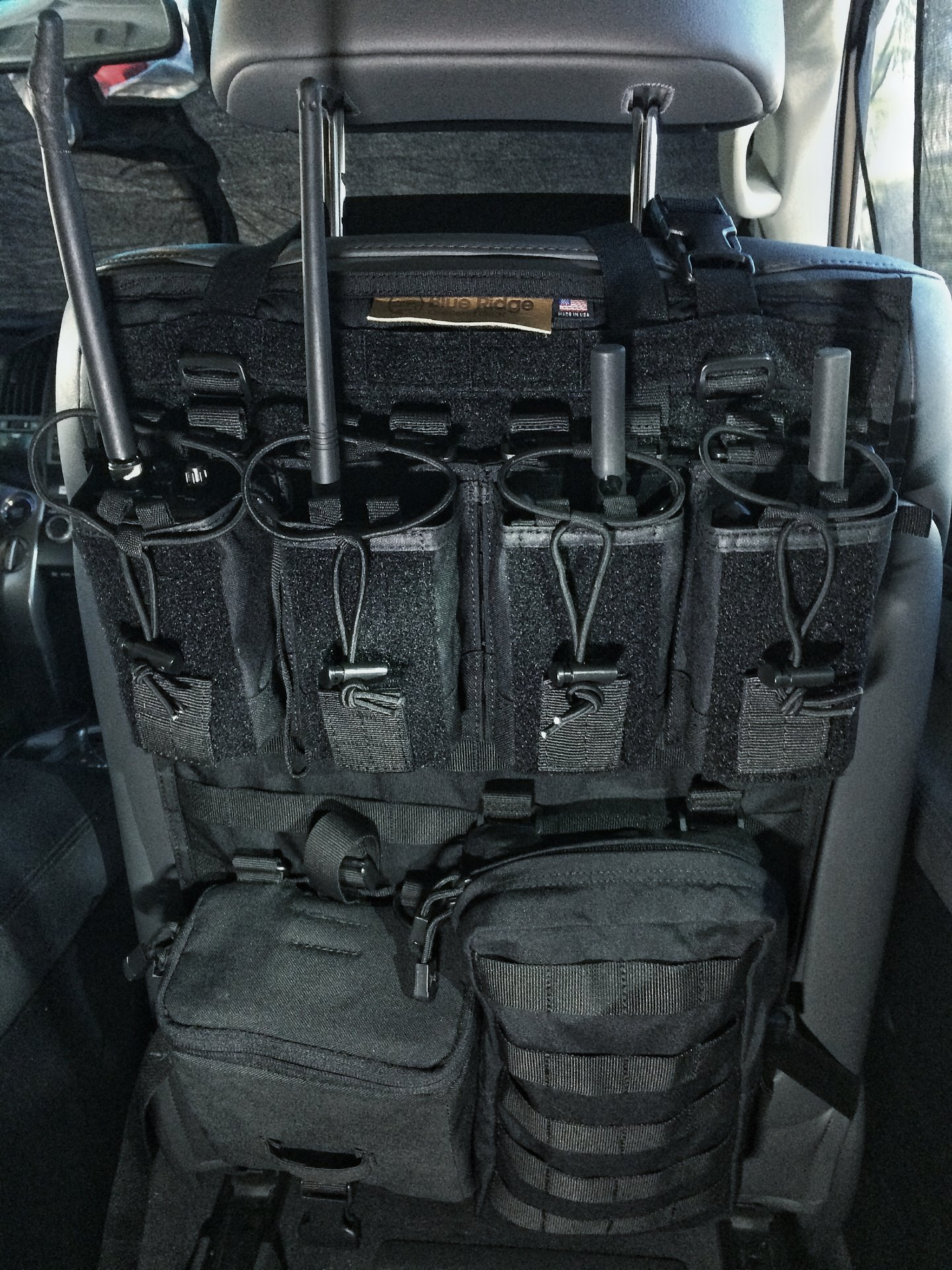 Jeep San Diego >> Molle Seat & Attic by Blue Ridge Overland | IH8MUD Forum