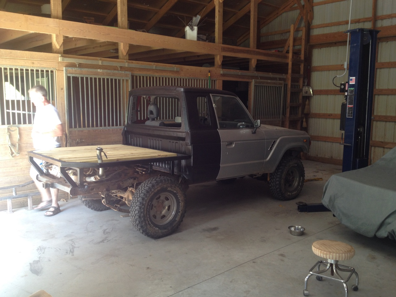 60 Series Flatbed/Ute/Tray back etc    | Page 6 | IH8MUD Forum