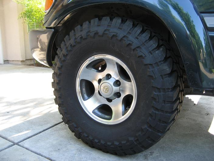 What tires are on your 80 | Page 9 | IH8MUD Forum