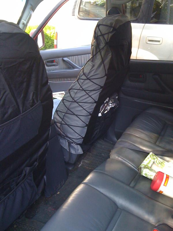 Wondrous Installing Cabelas Trail Gear Seat Covers Gmtry Best Dining Table And Chair Ideas Images Gmtryco