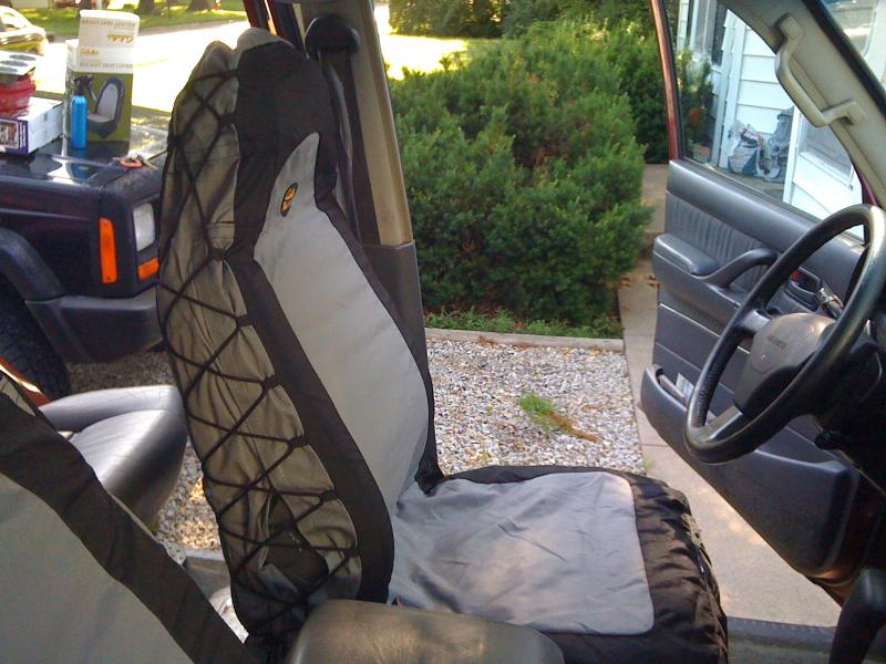 Astonishing Cabela Trail Gear Seat Covers Page 2 Ih8Mud Forum Dailytribune Chair Design For Home Dailytribuneorg