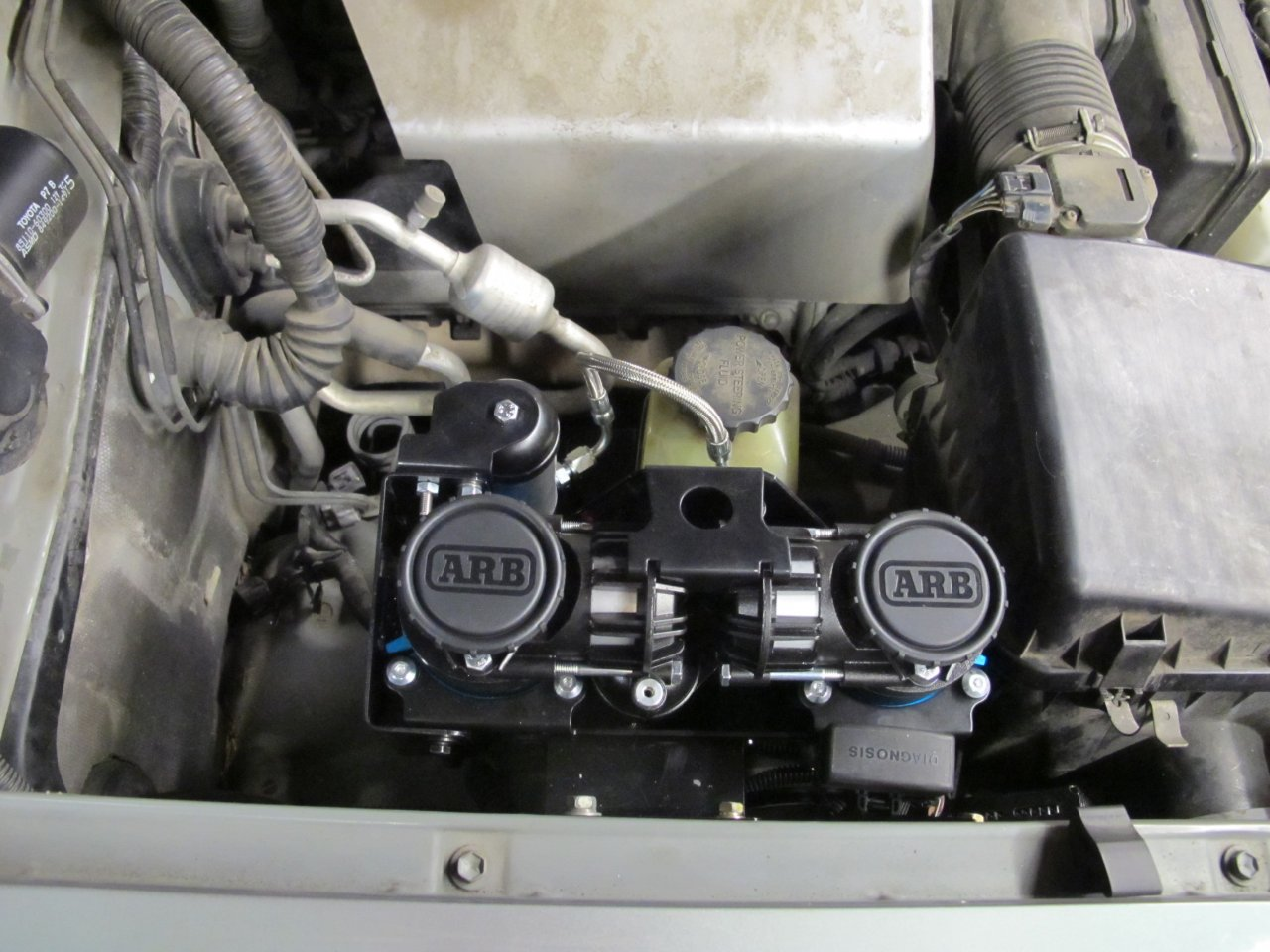 Arb Twin Compressor Mount Ih8mud Forum