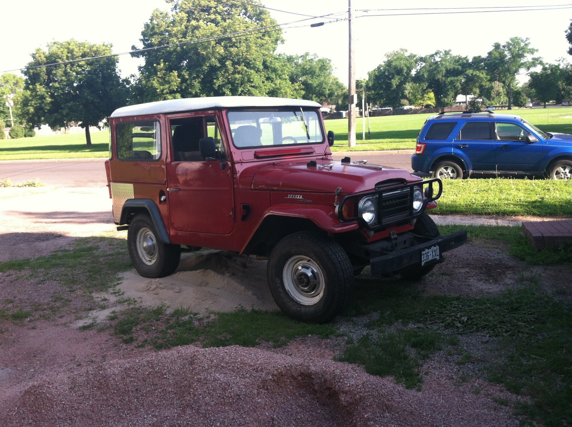 For Sale 1965 Toyota Land Cruiser $19 000