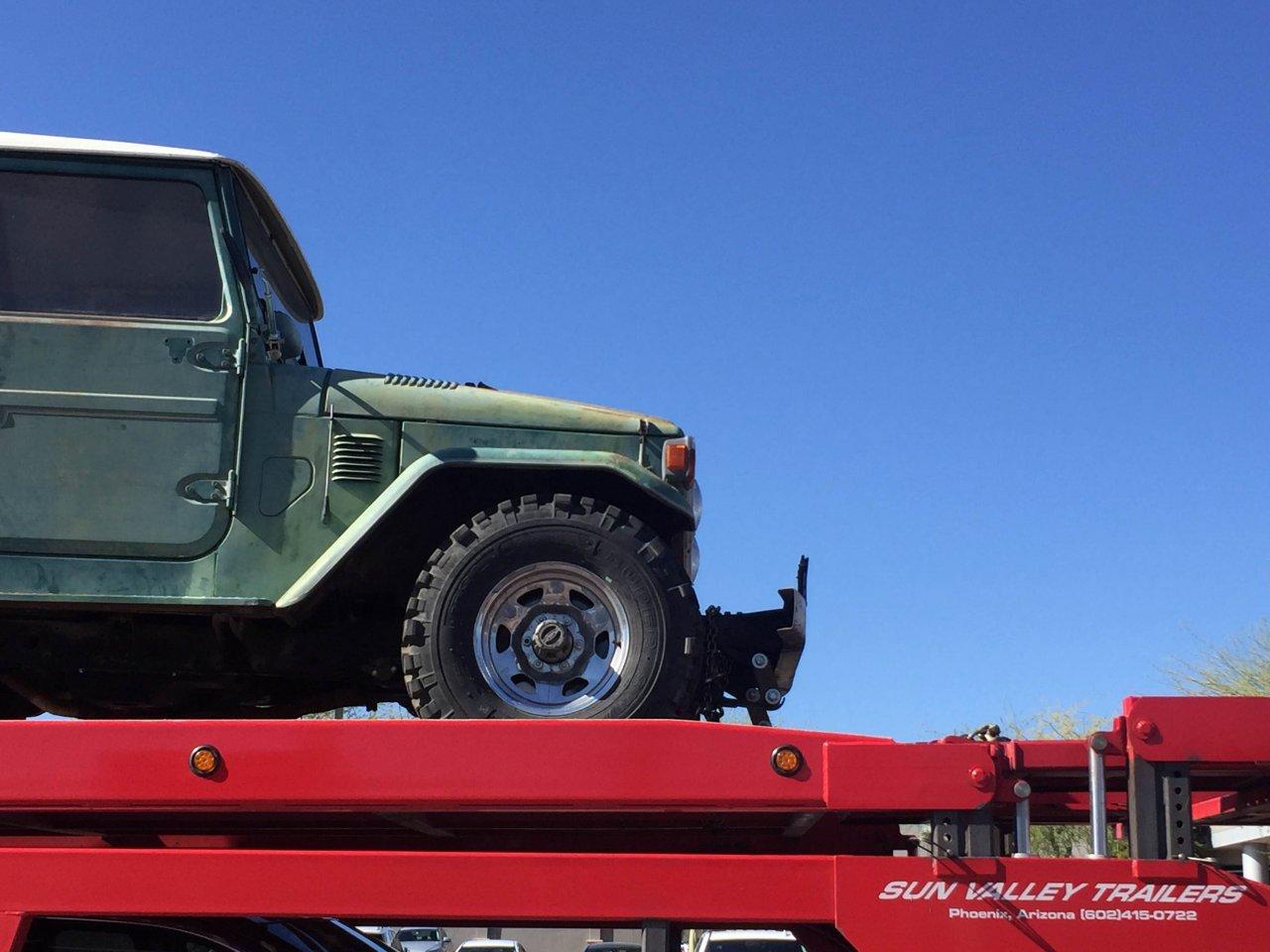 Toyota Lebanon Pa >> Is this 1978 FJ40 front bumper stock?? | IH8MUD Forum