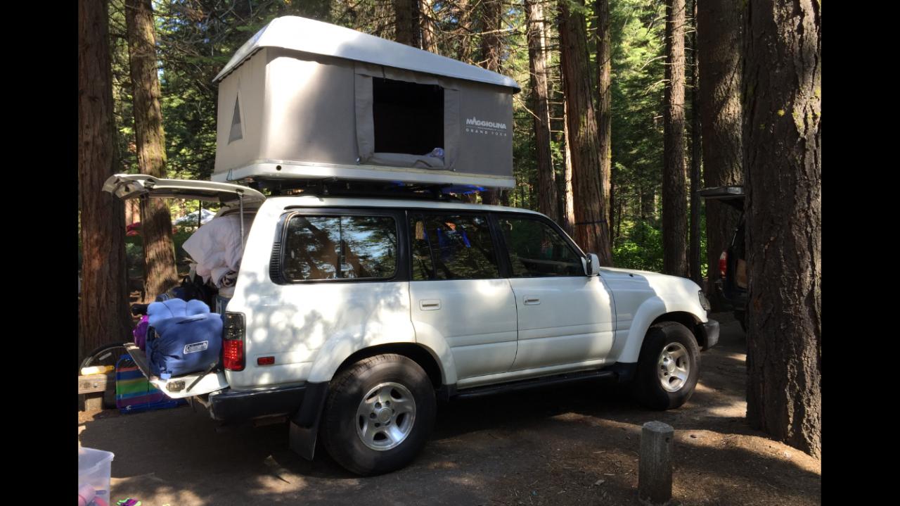 Camper Shell Camping >> Hard Shell RTT vs soft RTT | IH8MUD Forum